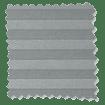 DuoShade Nickel Grey EasiFIT Thermal Blind slat image