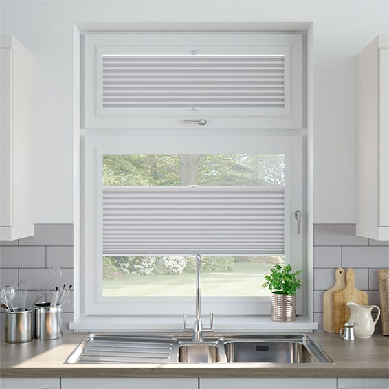 PerfectFIT DuoShade Plume Thermal Blind
