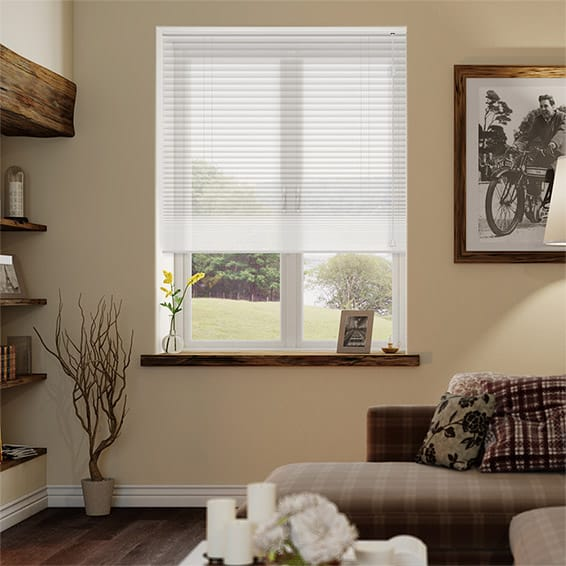 DuoVoile Snow Thermal Blind