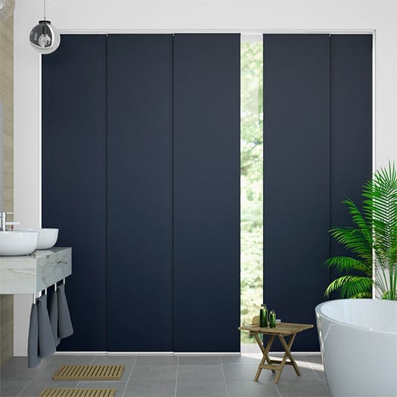 Eclipse Navy Panel Blind