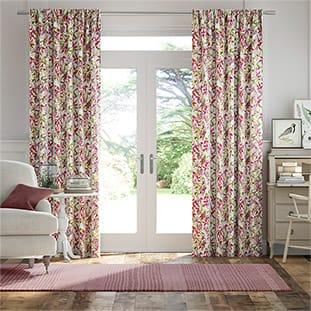 Elderberry Pink Curtains thumbnail image