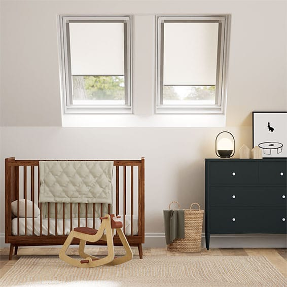 Elements Vanilla Blackout Blind for Fakro Windows