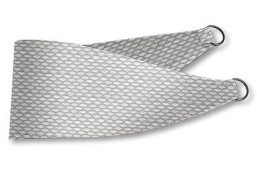 Elision Steel Curtains - Tiebacks