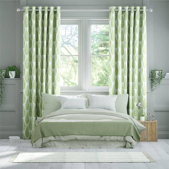 Elm Fennel Curtains