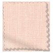 Elodie Blush Pink Roman Blind swatch image