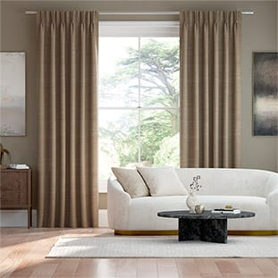 Elodie Taupe Curtains thumbnail image