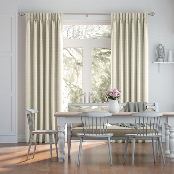 Elysee Wheat Curtains