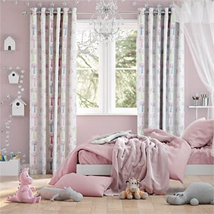 Enchanted Forest Candy Curtains thumbnail image