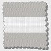 Enjoy City Grey  Roller Blind slat image