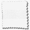 Enjoy Matte White Enjoy Roller Blind swatch image
