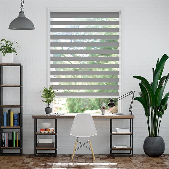 Enjoy Thunder Grey  Roller Blind