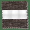 Enjoy Dark Wood Roller Blind sample image
