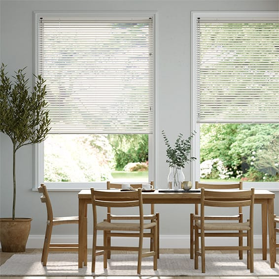 Essence Neutral Grey Venetian Blind - 25mm Slat
