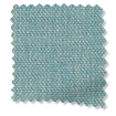 Wave Eternity Linen Teal Curtains sample image