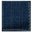 Wave Eternity Linen Twilight Blue Wave Curtains swatch image