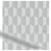 Eva Devore Platinum Roman Blind swatch image