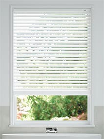Express Classics Simply White Wooden Blind thumbnail image