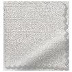 Expressions Shimmering Silver Blackout Blind for Fakro ® Windows slat image