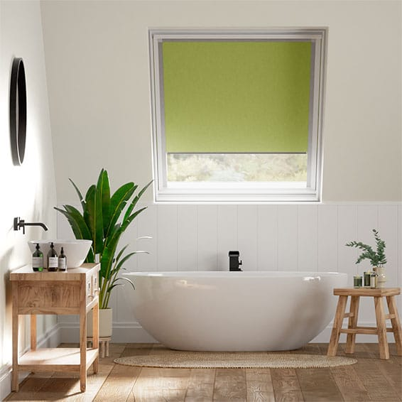 Expressions Spring Green Blackout Blind for VELUX ® Windows