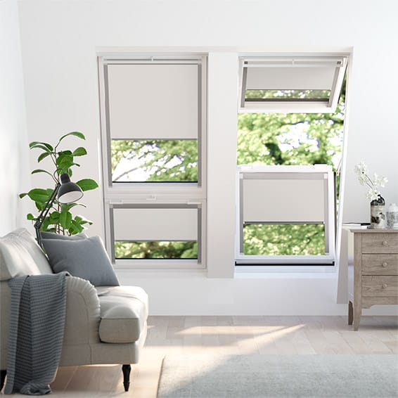 Expressions Vista Grey Blind for Keylite Windows