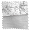 Faux Silk Crush Platinum Roman Blind swatch image