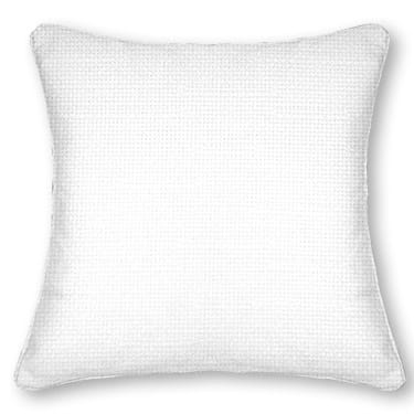 Felicity True White Curtains - Cushions