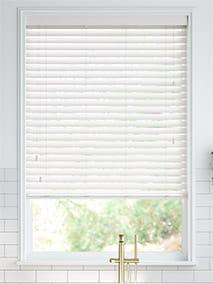 Fine White Wooden Blind thumbnail image