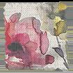 Fiori Linen Carnation swatch image