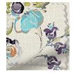 Floral Ink Violet Curtains sample image