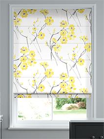 Floris Mimosa Roman Blind thumbnail image