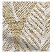 Folium Gold Roman Blind swatch image