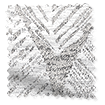 Folium Silver Roman Blind swatch image