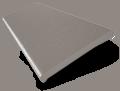 Fossil Grey Faux Wood Blind - 50mm Slat slat image