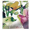 Foxglove Linen Jewel Roman Blind sample image