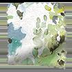 Foxglove Velvet Evergreen Curtains sample image