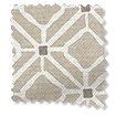 Fretwork Linen Curtains swatch image