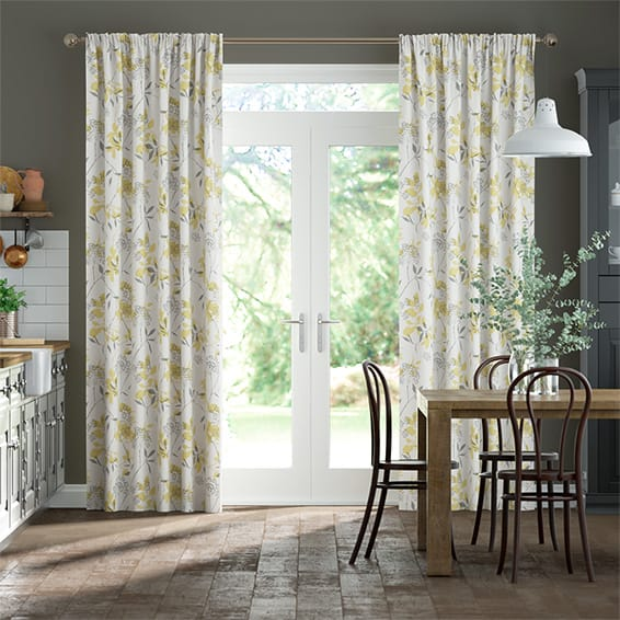 Fusion Citrine Curtains