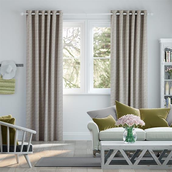 Fustian Granite Curtains
