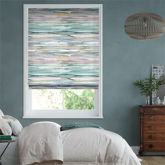 Galatea Opal Roman Blind
