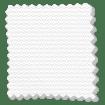 White PVC Blackout Vertical Blind slat image