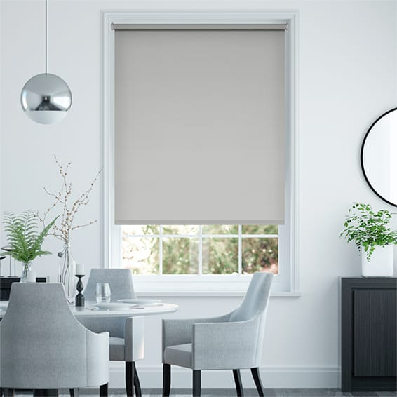 Sevilla Blackout Grey Roller Blind