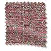 Glencoe Blossom Pink Roman Blind sample image