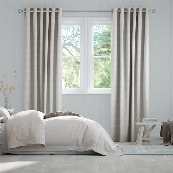 Glimmer Pebble Curtains