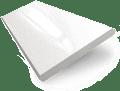 Gloss Ultra White - 50mm Slat sample image