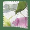 Hadley Linen Blooming Violet Roman Blind swatch image