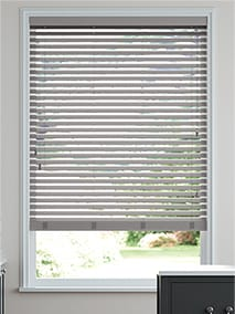 Harbour Grey Wooden Blind thumbnail image