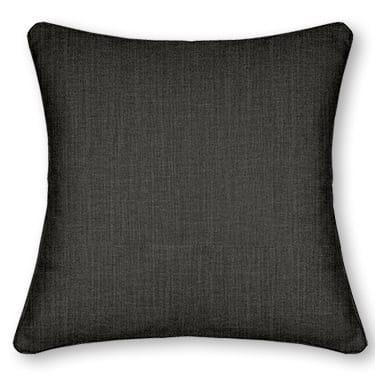 Harrow Charcoal Curtains - Cushions