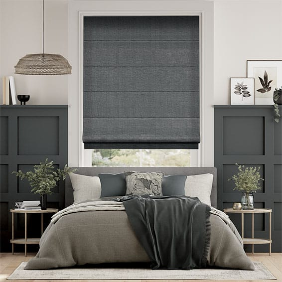 Harrow Flint Roman Blind