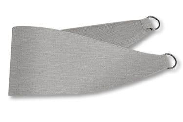 Harrow Mid Grey Curtains - Tiebacks