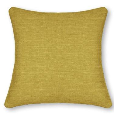Harrow Mimosa Gold Curtains - Cushions
